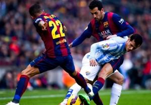 Barcelona Pantas Menerima Kekalahan