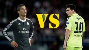 Perbedaan Messi Dan Ronaldo