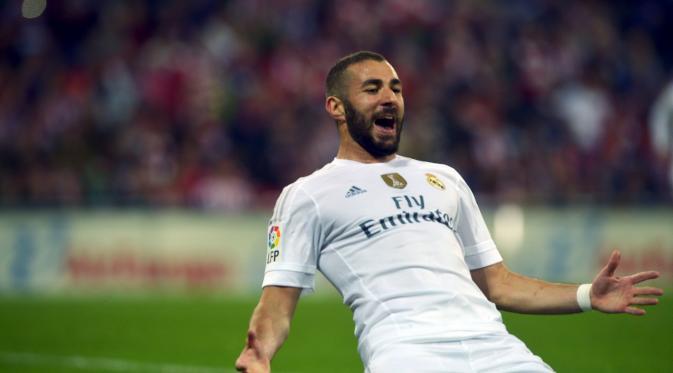 Real Madrid Kuasai Klasemen Menang Atas Bilbao,