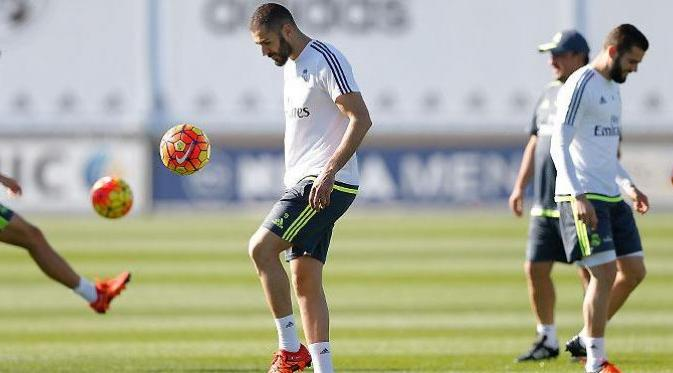 Karim Benzema Dikabarkan Sudah Kembali Berlatih Bersama Skuat Los Galacticos